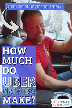 Thinking of working as an Uber driver? Wondering how much money do you'll REALLY make driving for Uber or Lyft? Here's my husband's experience driving for Uber. #sidehustle #jobs #entrepreneurs