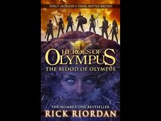 ▶ Heroes of Olympus: The Blood of Olympus by Rick Riordan | Book Trailer (Middle-Grade Fiction: Fantasy)