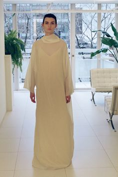Rosetta Getty Fall 2020 Ready-to-Wear Fashion Show - Vogue Vogue, Rosetta Getty, Models, Fashion Show Collection, Catwalk, Ready To Wear, Backless, Runway, Beauty