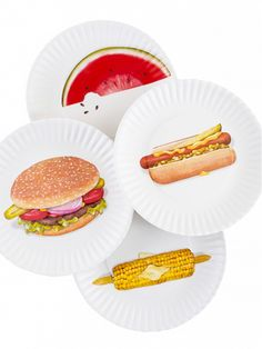 Perfect Paper Plates