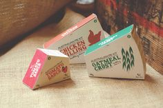 Bogan Farm - Packaging design by Johan Josok, via Behance