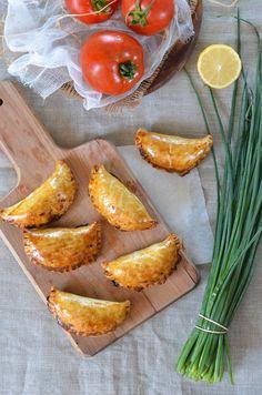 Empanadas au thon et chorizo