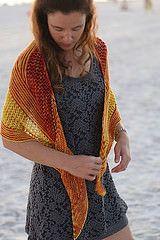 Ravelry: Penrose Tile pattern by Carol Feller