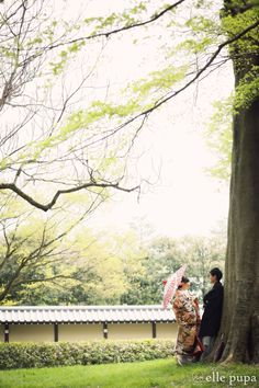 有名なご近所さんにて前撮り |*ウェディングフォト elle pupa blog*|Ameba (アメーバ)