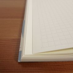 Midori MD A5 Section Notebook - Nanami Paper and Supply