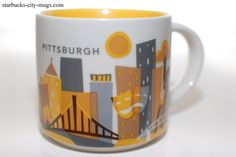 YOU ARE HERE SERIES | Starbucks City Mugs