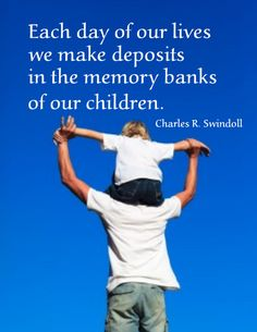 chuck swindoll father's day sermon