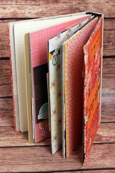 לפני כשבוע השתתפתי בסדנאות של דבי שו  בחנות של נתנאלה .  אני יכולה להגיד בכנות שנהניתי הרבה יותר ממה שחשבתי.  לא ידעתי בכלל למה לצפות.  ה... Bookmarks, Crafting, Scrapbooking, Paper Crafts, Album, Books, Diy, Livros, Do It Yourself