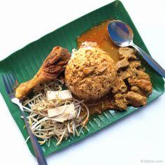 Malay Rice, Carlton