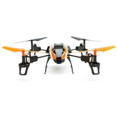 The 180 QX HD comes equipped with three SAFE enhanced flight modes. High and low angle flight modes were specifically designed to deliver stable video and image capture while the agility mode setting allows pilots to experience aerobatic flight with the assistance of the AS3X stability system.