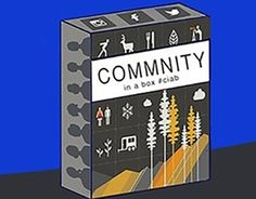 Community In A Box on Behance
