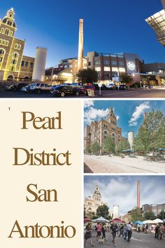 Incredbly Neighbourhood guide to the Pearl District San Antonio - Travel Destinations 2019 San Antonio Shopping, San Antonio Vacation, Texas Travel, Travel Usa, Travel Tips, Travel Guides, San Antonio Things To Do, Texas Vacations, Family Vacations