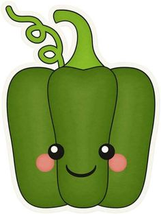"Photo from album ""{_Veggie Garden"" on Yandex. Fruit Clipart, Food Clipart, Cute Clipart, Vegetable Cartoon, Funny Fruit, Fruit Art, Cute Food, Fruits And Veggies, Vegetables"