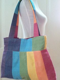 fb0dc61b3d8 Girasol Chakras Wrap conversion tote bag by AnnaCarrieBaby on Etsy