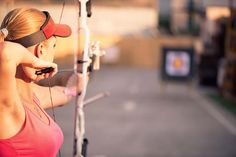 Basics of Archery for Women | Not Sure Where to Get Started with Archery? Check Out This Video at http://survivallife.com/2016/01/29/basics-of-archery-for-women/