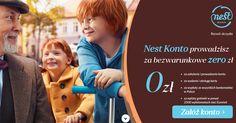 Nowa, świeża  recenzja Nest Konta Osobistego w Nest Banku po kilku miesiącach działalności tego nowego banku. Czy konto nadal jest  darmowe bez warunków? http://antyhaczyk.blogspot.com/2017/03/nest-bank-opinie-konto-oplaty.html