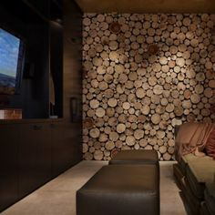 interior wooden walls wonderful wood for interior walls ideas in family room rustic design ideas with accent wall circles colorado contemporary colorado - Wood Wall Design Ideas