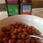Roasted Chickpeas | Clearly Organic Nutritionist Corner