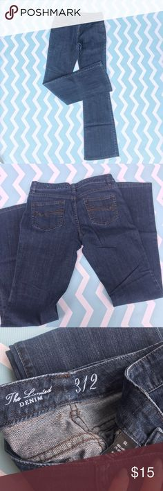 The Limited 312 premium denim size 6 long The Limited 312 premium denim size 6 long The Limited Jeans Flare & Wide Leg