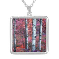 Magical Forest Custom Jewelry