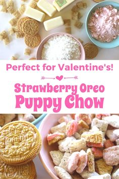 This fun and easy strawberry puppy chow with Oreo cookies recipe is a show stopper. Transform an ordinary muddy buddies recipe into something unforgettable by adding Golden Oreos and strawberry cake mix. This is a great snack mix for a summer party, a school treat or even a baby shower. Happy Valentine Day HAPPY VALENTINE DAY |  #WALLPAPER #EDUCRATSWEB | In this article, you can see photos & images. Moreover, you can see new wallpapers, pics, images, and pictures for free download. On top of that, you can see other  pictures & photos for download. For more images visit my website and download photos.