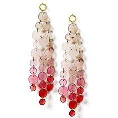 Shannon Carney, Resin earrings
