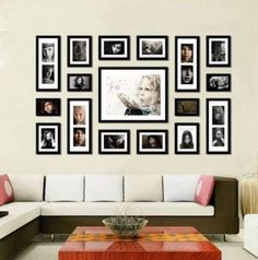 Wall Picture Collage Diy Families 39+ Ideas For 2019 #diy #wall