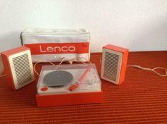 Lenco J 811 HV Pop Stereo