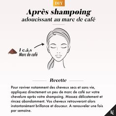 To revive dry and lifeless hair particularly, apply slightly espresso grounds immediately in your hair after your shampoo. Fitness Workouts, Fitness Tips, Make Beauty, Beauty Care, Beauty Hacks, Bodybuilding Training, Diy Conditioner, Cardio Training, Homemade Cosmetics