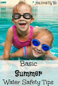 Nothing brings back memories of childhood quite like taking the kids to the lake, beach or pool in the summer. Fond memories of weekends spent swimming with my family also bring to mind all the Basic Summer Water Safety Tips we were taught. No matter where we are heading out to swim, practicing safety is …