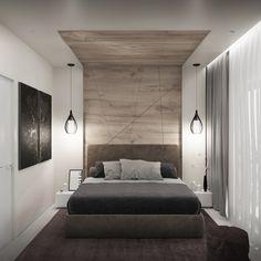 10 Splendid Modern Master Bedroom Ideas ~ Home Decor Journal Bedroom Decor, Feature Wall Bedroom, Minimalist Bedroom, Modern Master Bedroom, Ceiling Design Bedroom, Home Bedroom, Bedroom Layouts, Modern Bedroom, Luxurious Bedrooms