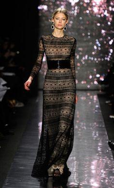Naeem Khan - Fall + Spring 2012/13. gorgeous via Joanna Boomer & Tracey Chan onto Amazing Fashion