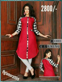 Simple Kurti Designs, Salwar Designs, Kurta Designs Women, Kurti Designs Party Wear, Kids Party Wear Dresses, Dresses Kids Girl, Kalamkari Dresses, Frock Patterns, Kurta Neck Design