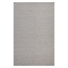 Rug Culture Scandi Geo Diamond Wool Rug, Grey