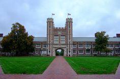 South's Best Colleges: Washington University