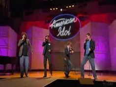 Blake, Chris S., Rudy and Tom - How Deep Is Your Love