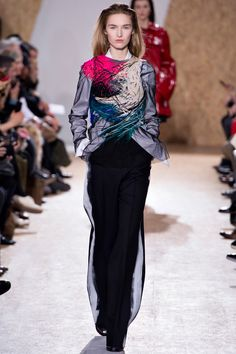 Maison Martin Margiela Fall 2013 RTW - Review - Fashion Week - Runway, Fashion Shows and Collections - Vogue