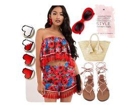 """""""Fashion"""" by jasmina-ishak ❤ liked on Polyvore featuring Giselle"""