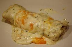Skinny Sour Cream Enchiladas. This is Skinny Moms most popular recipe!