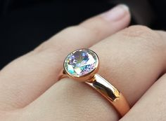 Jewelry Rings, Jewellery, Jewelry Ideas, Twist Ring, Heart Ring, Swarovski, Bling, Rose Gold, Glitter