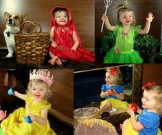 Toddler Storybook Photos