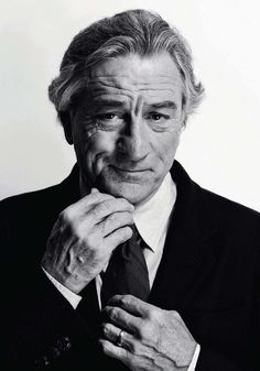 Celebrities - Robert De Niro Photos collection You can visit our site to see other photos. Beautiful Men, Beautiful People, Actrices Hollywood, Celebrity Portraits, Black And White Portraits, Best Actor, Hollywood Stars, Famous Faces, My Idol