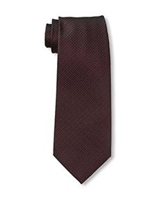 56% OFF John Varvatos Patterned Tie, Burgundy