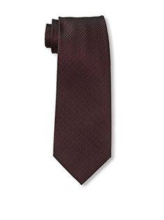 56% OFF John Varvatos Patterned Tie, Burgundy