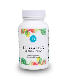 Clean & Lean Cortisol Calm is a combination of standardized herbs and nutrients which are known for rejuvenating the adrenals. This product is designed to promote healthy cortisol levels, hypothalamic