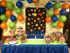 Miles from Tomorrowland party