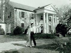 Graceland | ELVIS PRESLEY's GRACELAND 1958