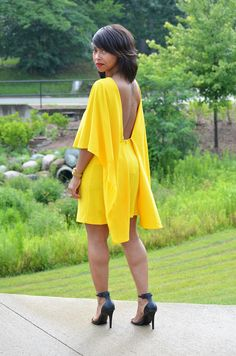 FashionDRA: Top 07 raisons d'oser la robe jaune
