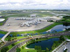 Pelo 4º mês seguido, aeroporto de Orlando recebe mais de 3 milhões de turistas
