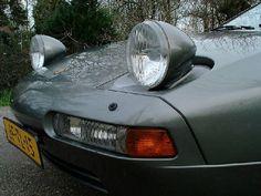 Porsche 928 - headlights